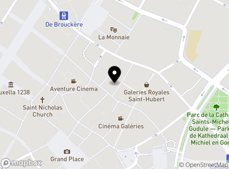 Location of Restaurant Vincent