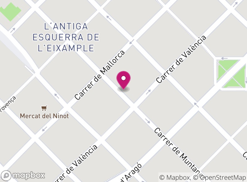 Location of La Adelita Botanero