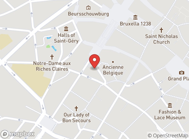 Location of Sushi Bourse